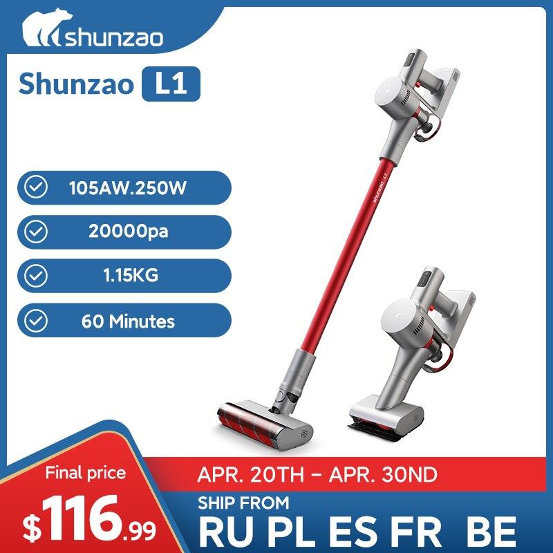 SHUNZAO L1 Handstaubsauger