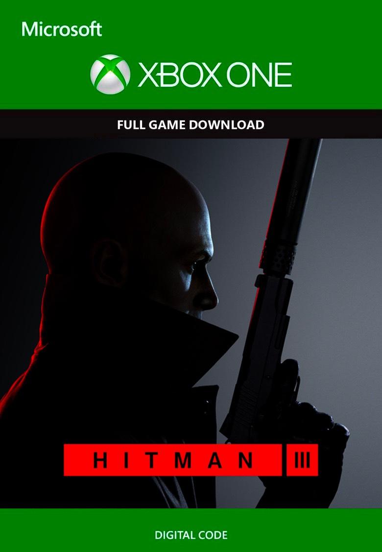 HITMAN 3 XBOX ONE/XBOX SERIES X S Download Key