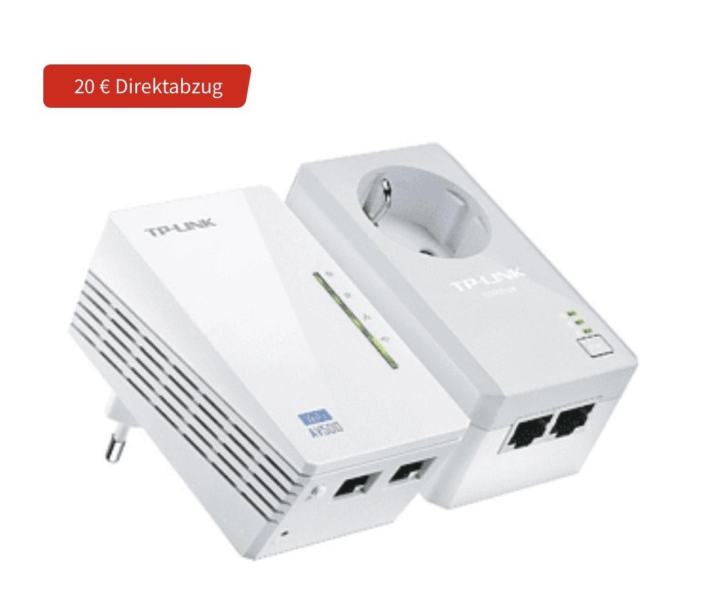 TP-LINK Powerline Adapter TL-WPA4226 Kit [Media Markt/Saturn]