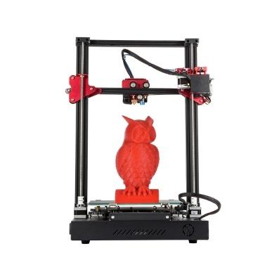 Creality CR-10S Pro 3D-Drucker (300x300x400mm Druckgröße, FDM für 1.75mm Filament, beheiztes Druckbett, Auto Bed Leveling, USB & SD)