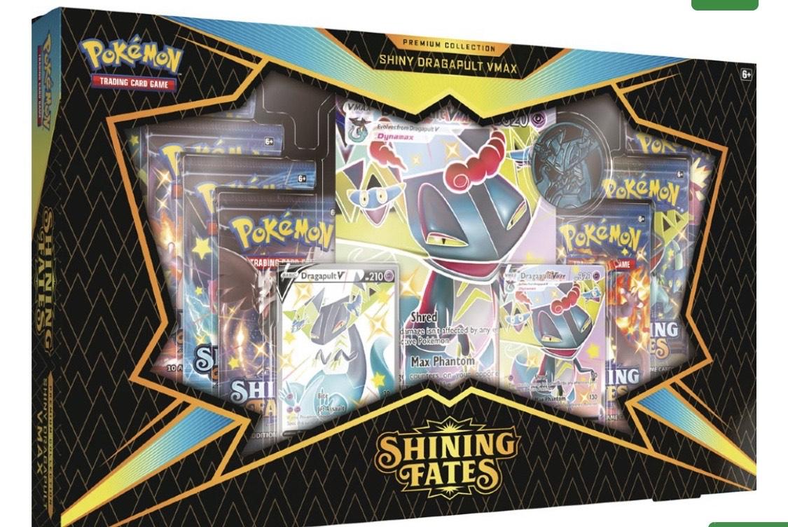 Pokémon Katapultra oder Iksbat Premium Kollektion ENGLISH