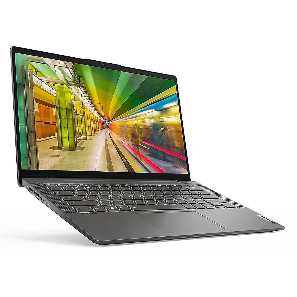 "Lenovo IdeaPad 5 14 - 14"" FHD IPS 300 nits, Ryzen 5 5500U, 8GB RAM , 256GB SSD, Fingerprint, Alu-Body, Tastatur Bel., Wifi 6, Win10, 1,4kg"