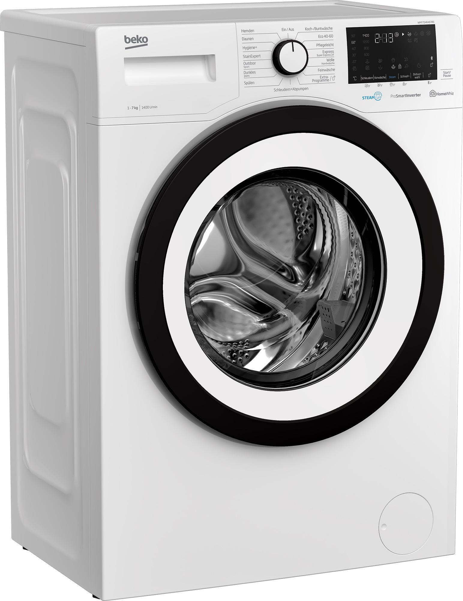 BEKO WMY71464STR1, Waschmaschine