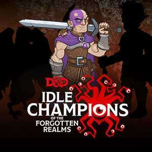 """Idle Champions of the Forgotten Realms"" inkl. Berühmte Helden DLC (Windows PC) ab 29.4. gratis im Epic Store"