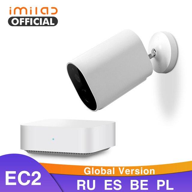 IMILAB EC2 Camera mit Gateway und 128GB