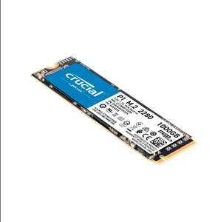 Crucial P1 SSD 1TB M.2