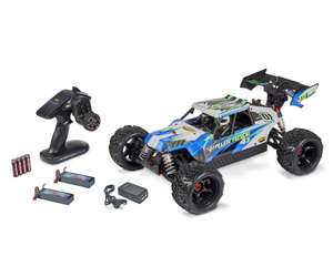 My First Carson Virus Race 4.2 4S Brushless RC Auto