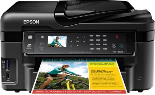 Epson WorkForce WF-3520DWF 4in1 Multifunktionsdrucker mit 20€ Cashback für 110,99€!
