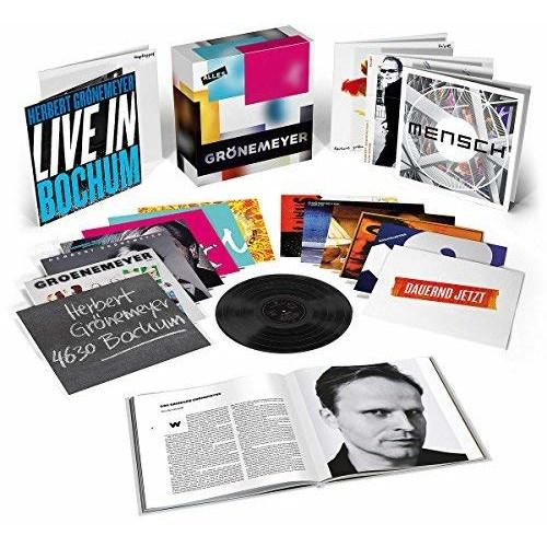 Herbert Grönemeyer - Alles (Super Deluxe 25 Vinyl Boxset)