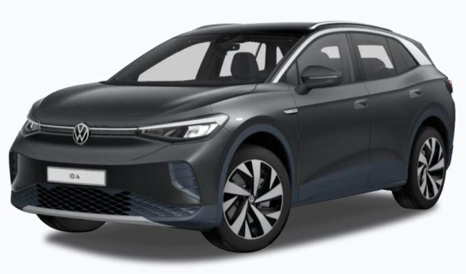 [Gewerbeleasing] Volkswagen ID.4 Pure 52 kWh 109 kW Pure - EUR 172,15 brutto / EUR 144,67 netto