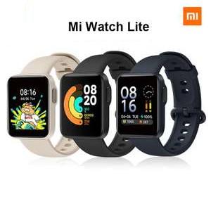 Xiaomi Mi Watch Lite - Smartwatch / Fitnesstracker; GPS - Versand aus der EU für 38,40€