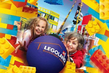 1 Tag Legoland® Discovery Centre Oberhausen für die ganze Familie inkl. 1 Übernachtung, Frühstück, Sauna und Fitness (49,50 € statt 89,50 €)
