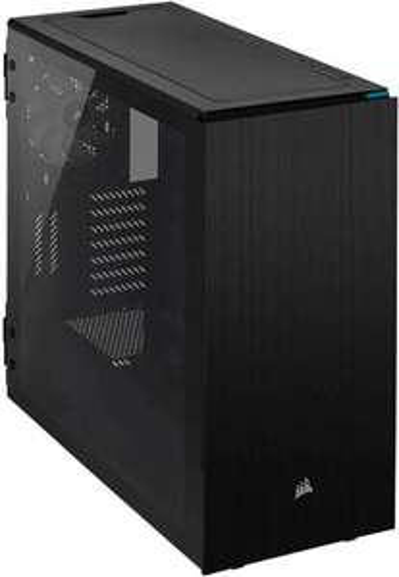Corsair Carbide Series 678C ATX Gaming Gehäuse (inkl. 3 Lüfter, max. CPU Lüfterhöhe 170 mm, max. Grafikkartenlänge 370 mm)