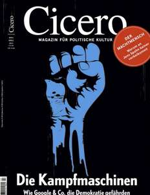 Cicero Jahresabo (12 Ausgaben Print) für 20,00€ bzw. 14,95€