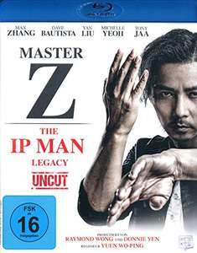 Master Z - The Ip Man Legacy [Blu-ray] für 4,99€ [Amazon Prime]