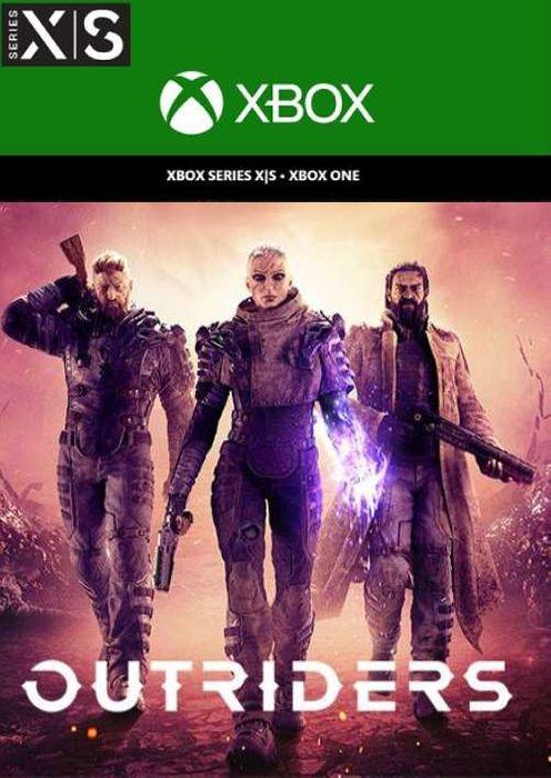 Outriders (Xbox One / Xbox Series X) für 23,39€ (Cdkeys)