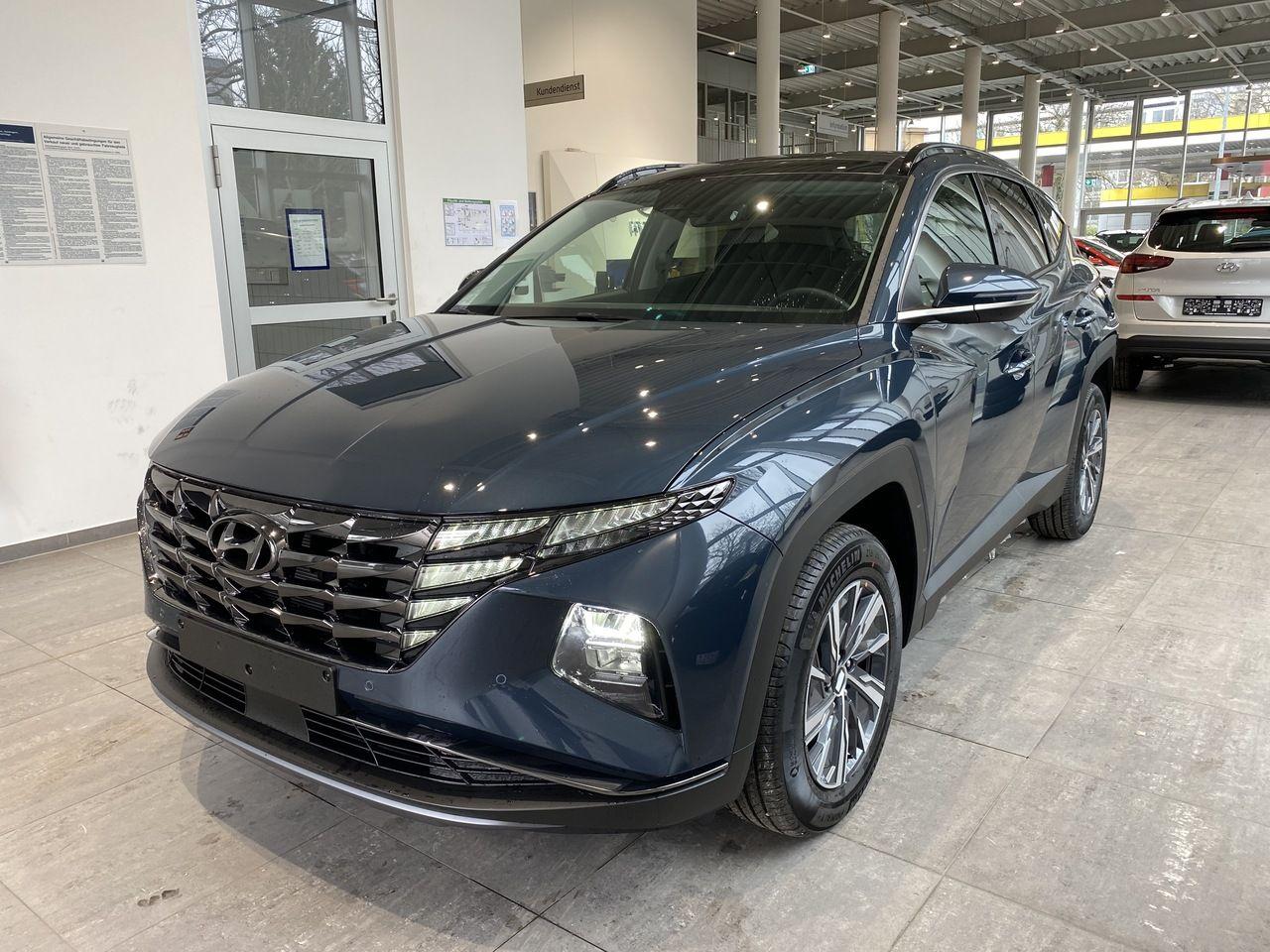 [Gewerbeleasing] Hyundai Tucson 1.6 T-GDI Hybrid Plug In (265 PS / 195 kW) für mtl. 83,19€ + 752,10 ÜF, LF 0,23, GF 0,32, 24 Monate, BAFA