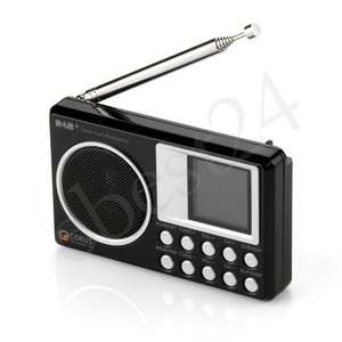 CORUS tragbares DAB+ Radio mit 1,44 TFT Display für nur 49,49 Euro inkl. Versand
