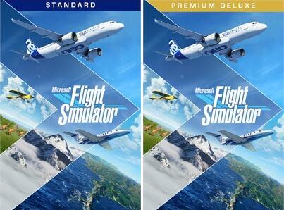 [PC Windows] Microsoft Flight Simulator: Standard - 28,35€ & Premium Deluxe - 49,68€ [Game Pass 20% Rabatt - Microsoft Store Brazil]