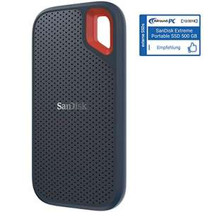 SanDisk Extreme Portable SSD externe SSD 500 GB