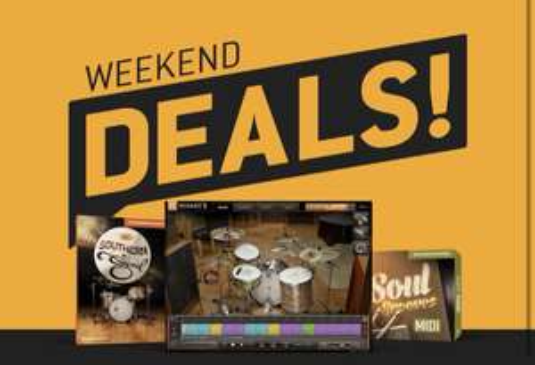 [ Musik / MIDI / Drums ] Toontrack Weekend sale: Southern Soul EZX 39€, Soul Grooves Midi 10€