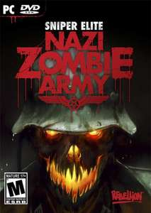 [Steam] Sniper Elite: N. Zombie Army 4-Pack @Amazon.com