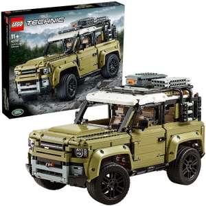 LEGO 42110 Land Rover Defender für 109,99€ inkl. Versandkosten