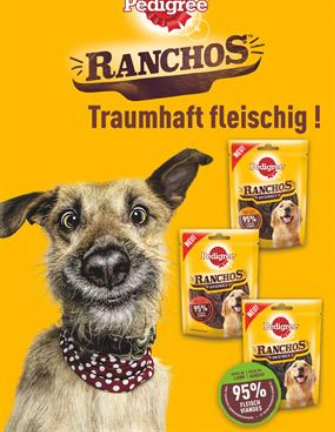 [Marktkauf Minden-Hannover] Pedigree Snacks versch. Sorten mit Coupon für 0,79€ (Nur noch morgen)
