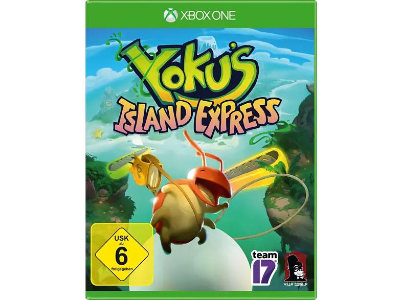 Abholung Saturn EWD: Yoku's Island Express [Xbox One] für 8,99€ (11,98€ bei Lieferung)