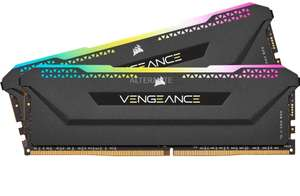 Corsair Vengeance RGB Pro SL, DDR4-3200, CL16 - 32GB Dual-Kit, schwarz