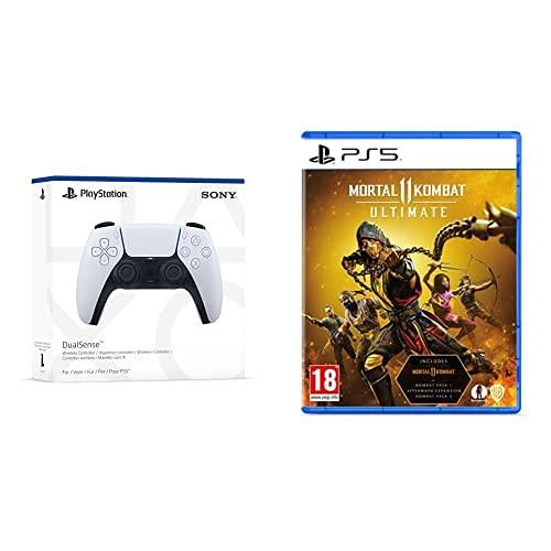 Sony PlayStation DualSense Wireless-Controller + Mortal Kombat 11 Ultimate (PS5) für 84€ inkl. Versand (Amazon UK)