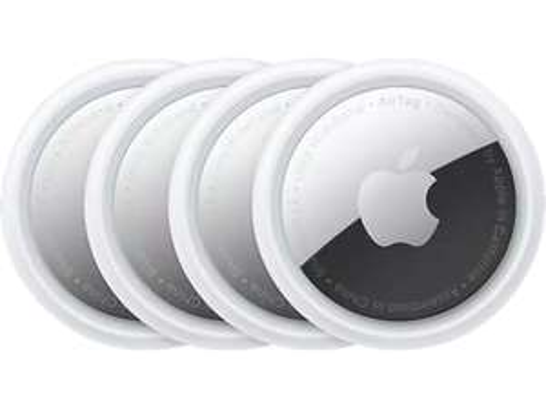 [SATURN & MEDIA MARKT] Apple AirTag 4er-Pack mit Newsletter Gutschein