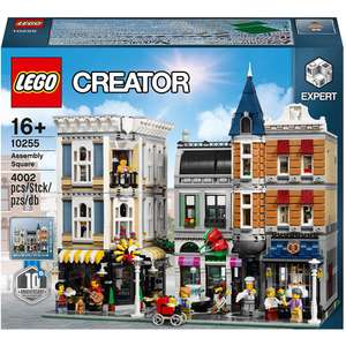 Lego 10255 Stadtleben (Assembly Square)