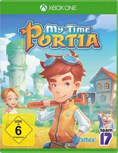 [Otto UP] My Time At Portia Xbox One