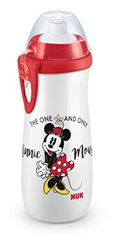 NUK Disney Mickey Mouse Sports Cup (Trinkflasche für Kinder ab 36 Monate, auslaufsicher, BPA-frei, großes Volumen, 450ml) [Amazon Prime]