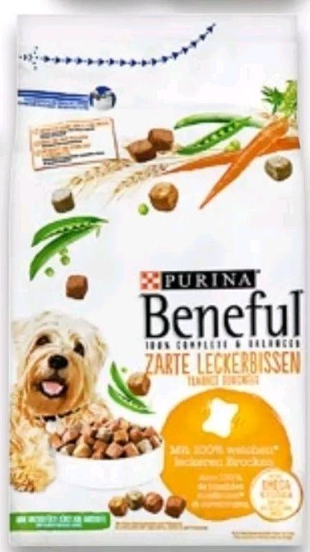 [Kaufland Do-Mi] 4x Purina Beneful Hunde Futter 1,4 - 1,5KG mit Coupon für 8,76€