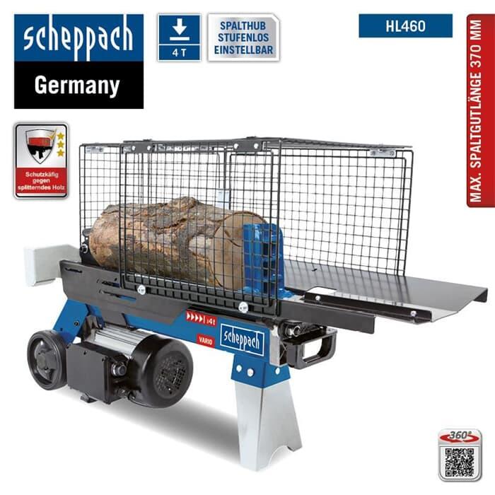 Scheppach Holzspalter HL460