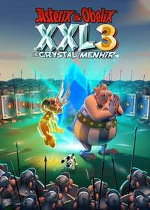 Asterix & Obelix XXL 3 - The Crystal Menhir [Steam]