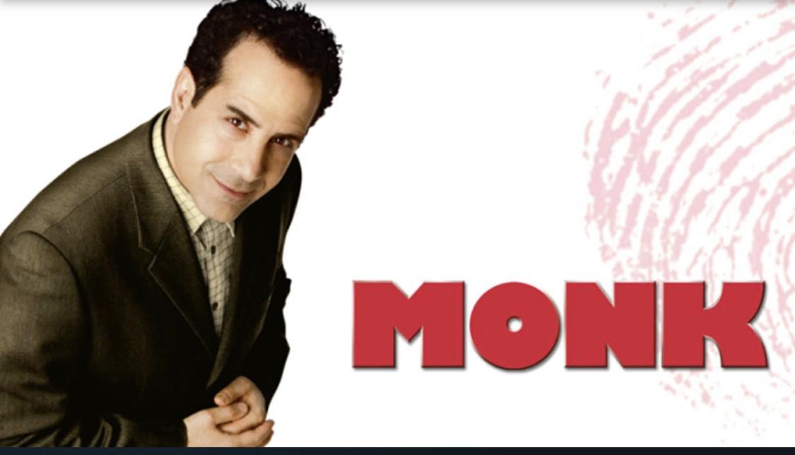 Prime Video Monk Staffel 1 - 8 in HD (je Staffel 4,98)