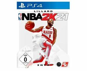 NBA 2K21 PS4 für 16,99€ inkl. Versand