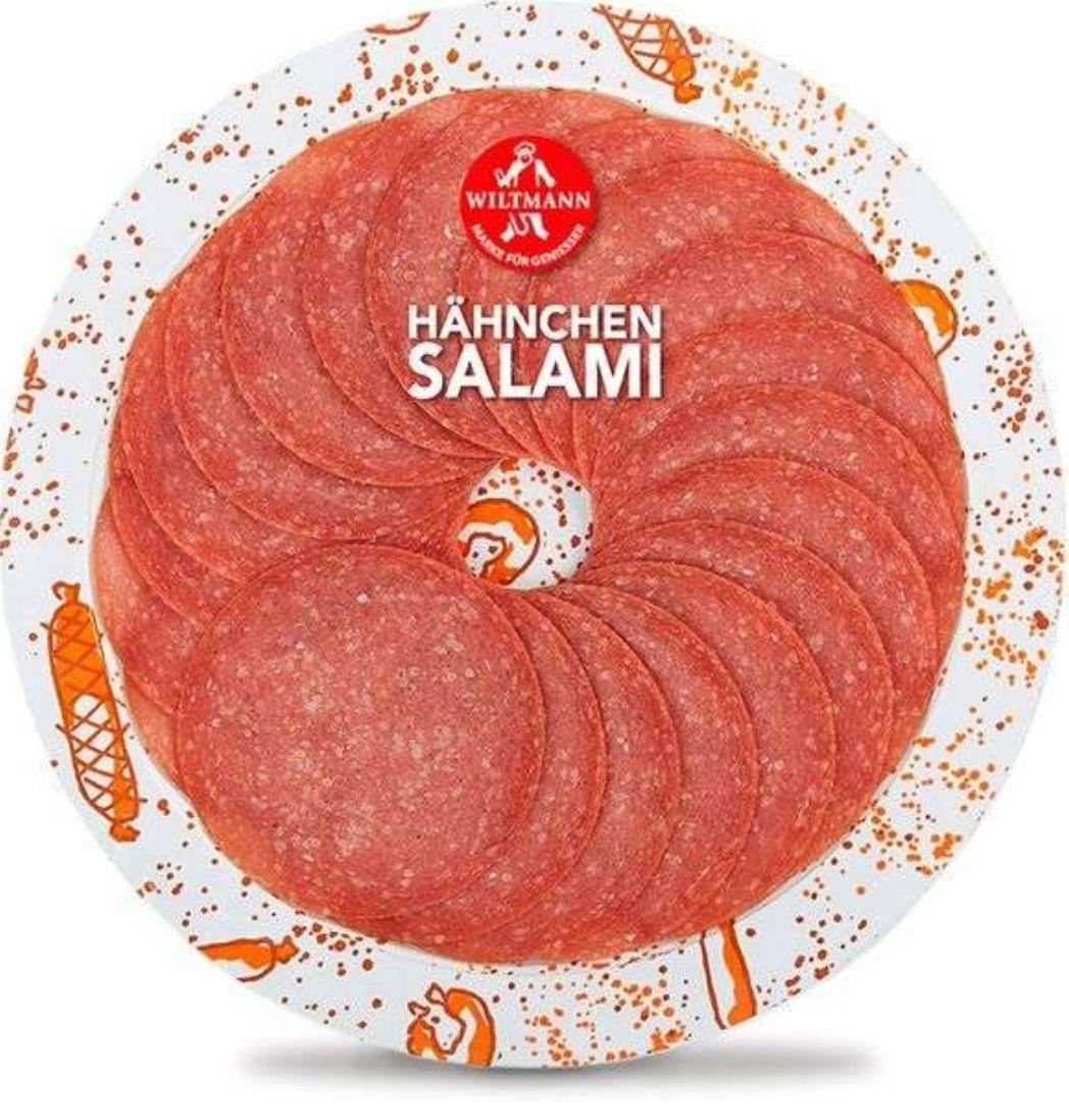 [Edeka Bundesweit] Wiltmann Hähnchen Salami 80g mit Couponplatz Coupon für 0,49€