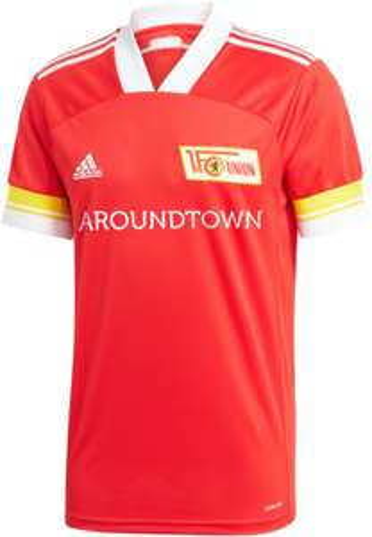 Rausverkauf 1. FC Union Berlin Trikot Adidas, z.B. Größe L