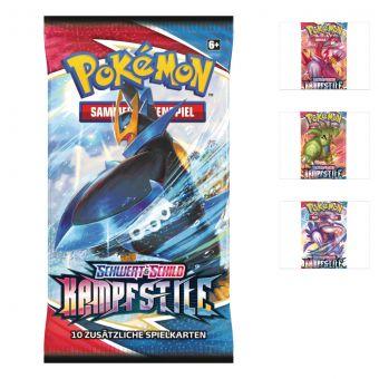 Pokemon Booster Kampf Stile - SWSH05 - Rofu Filialabholung kostenlos