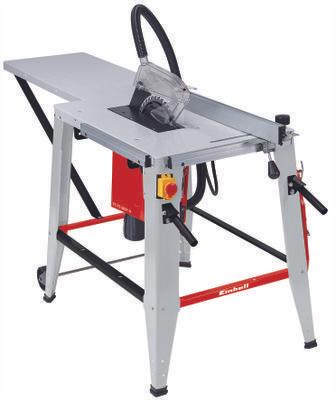 Herkules Baumarkt: Einhell Tischkreissäge TC-TS 2031 U , 2000 Watt , Schnitthöhe bei 45°/90° : 52/85 mm,