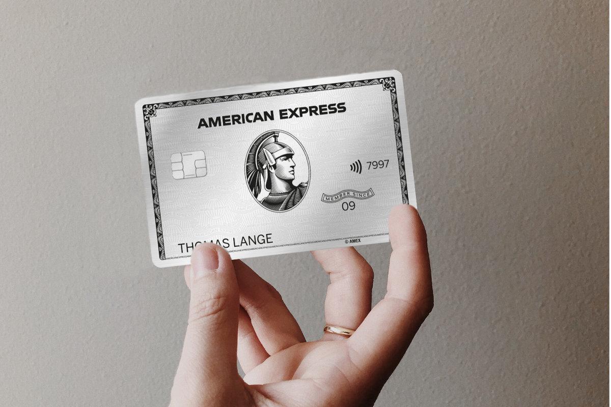 American Express Platinum mit je 90.000 MRP (450 Euro) für beide (KwK Bonus) - personalisiert