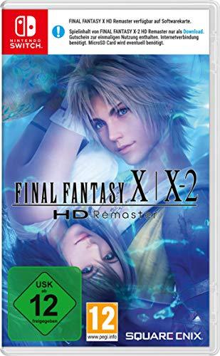 Final Fantasy X/X-2 HD Remaster (Switch) für 24,11€ (Amazon Prime)