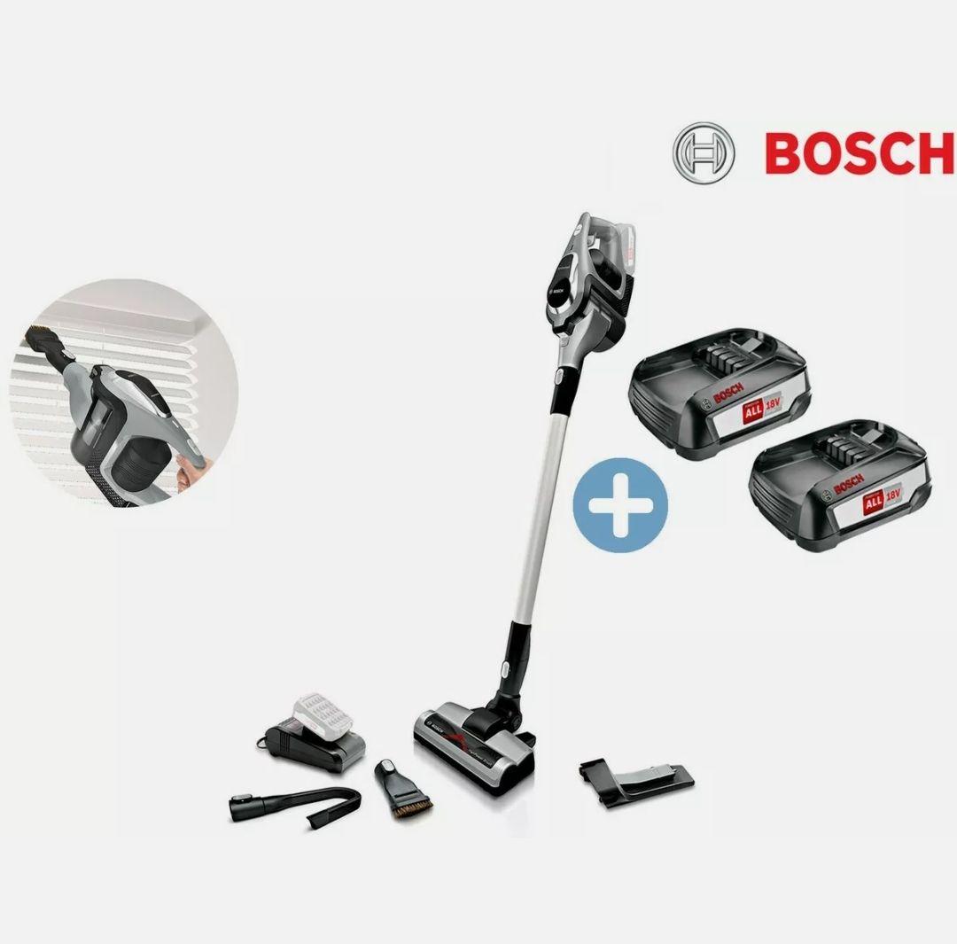 Bosch Unlimited Akkustaubsauger inkl. 2 Akkus bei IBOOD