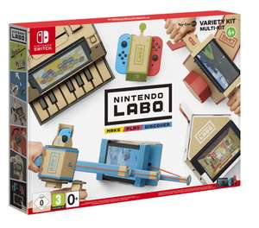 NINTENDO Labo Toy-Con 1- Multi-Set Nintendo Switch