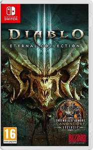 Diablo 3 Eternal Collection [FR Import] - Nintendo Switch
