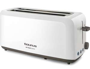 [amazon prime] Toaster Taurus 1.450 W, 3 Funktionen, LED Beleuchtung